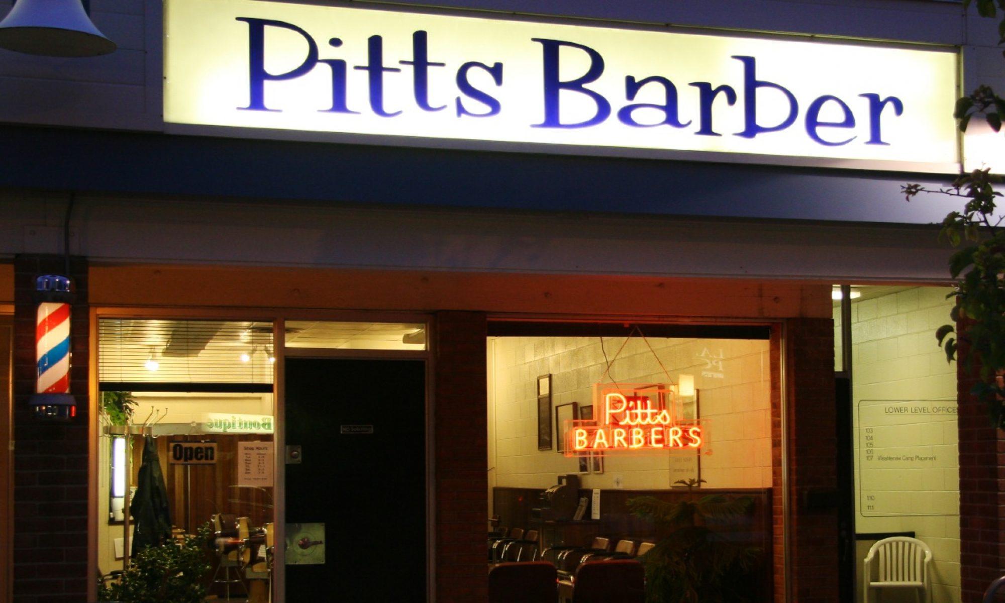 Pitt's Barber Shop